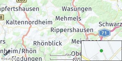 Google Map of Stepfershausen