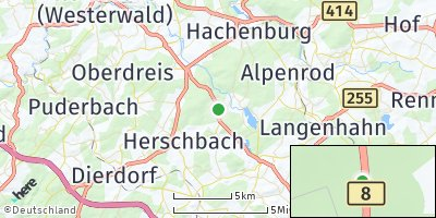 Google Map of Schenkelberg