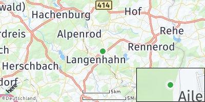 Google Map of Ailertchen