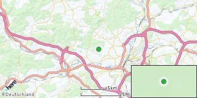 Google Map of Biebertal