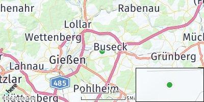Google Map of Buseck