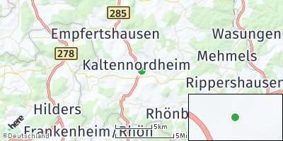Google Map of Kaltensundheim