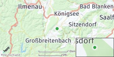 Google Map of Herschdorf