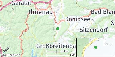 Google Map of Möhrenbach