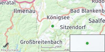 Google Map of Dröbischau