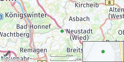 Google Map of Windhagen