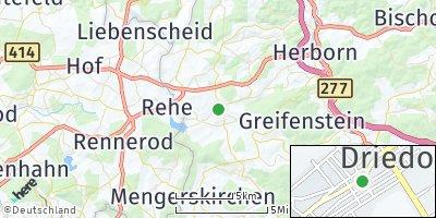 Google Map of Driedorf