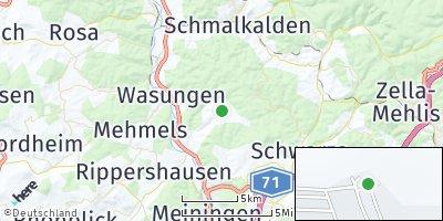 Google Map of Metzels