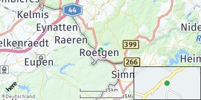 Google Map of Roetgen