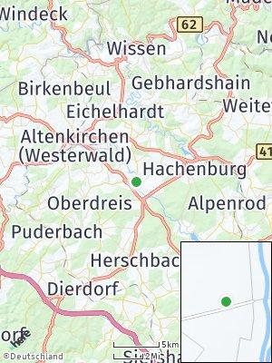 Here Map of Winkelbach
