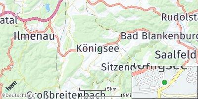 Google Map of Königsee