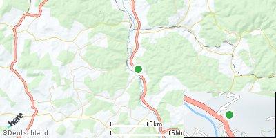Google Map of Wasungen