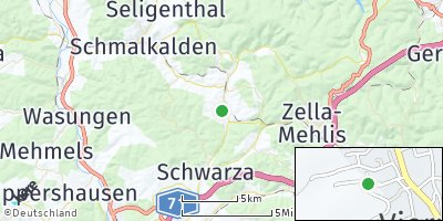 Google Map of Viernau