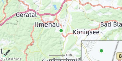 Google Map of Langewiesen