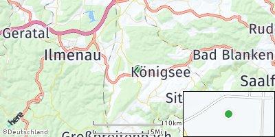 Google Map of Pennewitz