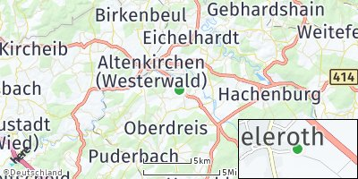 Google Map of Gieleroth