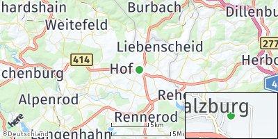 Google Map of Salzburg