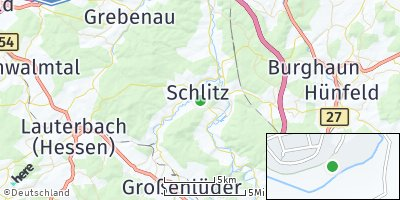 Google Map of Schlitz