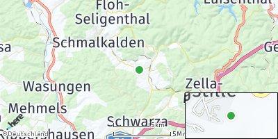 Google Map of Springstille