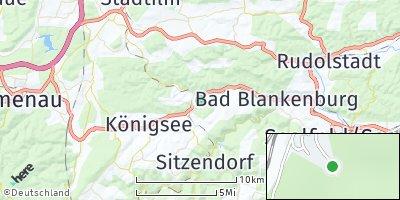 Google Map of Rottenbach