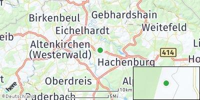 Google Map of Marzhausen