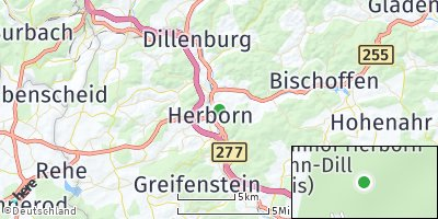 Google Map of Herborn