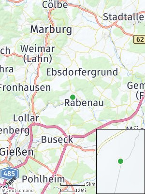 Here Map of Allendorf