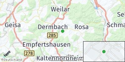 Google Map of Wiesenthal