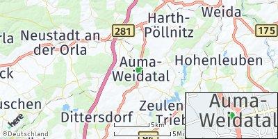 Google Map of Auma