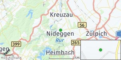 Google Map of Nideggen