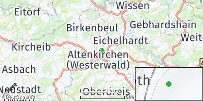 Google Map of Altenkirchen