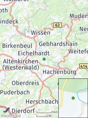 Here Map of Heuzert