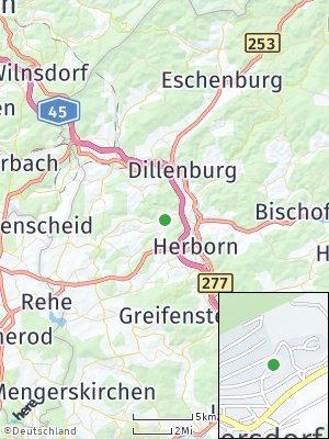 Here Map of Uckersdorf