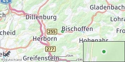 Google Map of Mittenaar