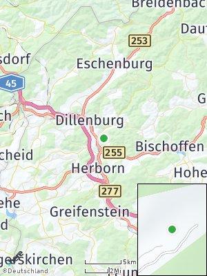 Here Map of Niederscheld