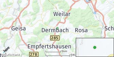 Google Map of Dermbach
