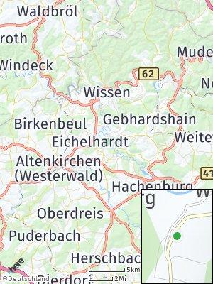 Here Map of Stein-Wingert