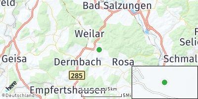 Google Map of Urnshausen
