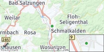 Google Map of Fambach