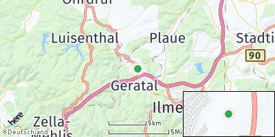 Google Map of Geschwenda