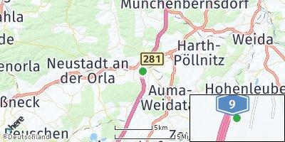 Google Map of Triptis
