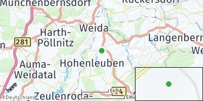 Google Map of Hohenölsen