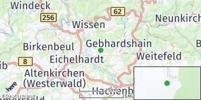 Google Map of Fensdorf