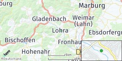 Google Map of Lohra