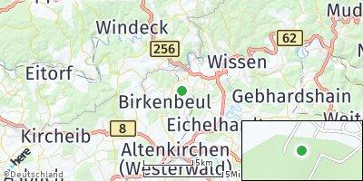 Google Map of Breitscheidt