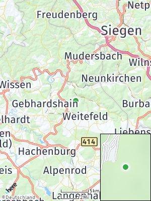Here Map of Schutzbach