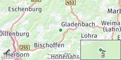 Google Map of Bad Endbach