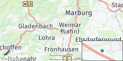 Google Map of Weimar