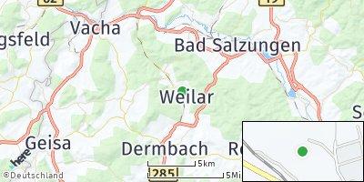 Google Map of Weilar