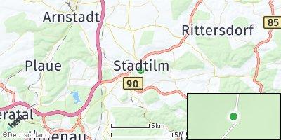 Google Map of Stadtilm